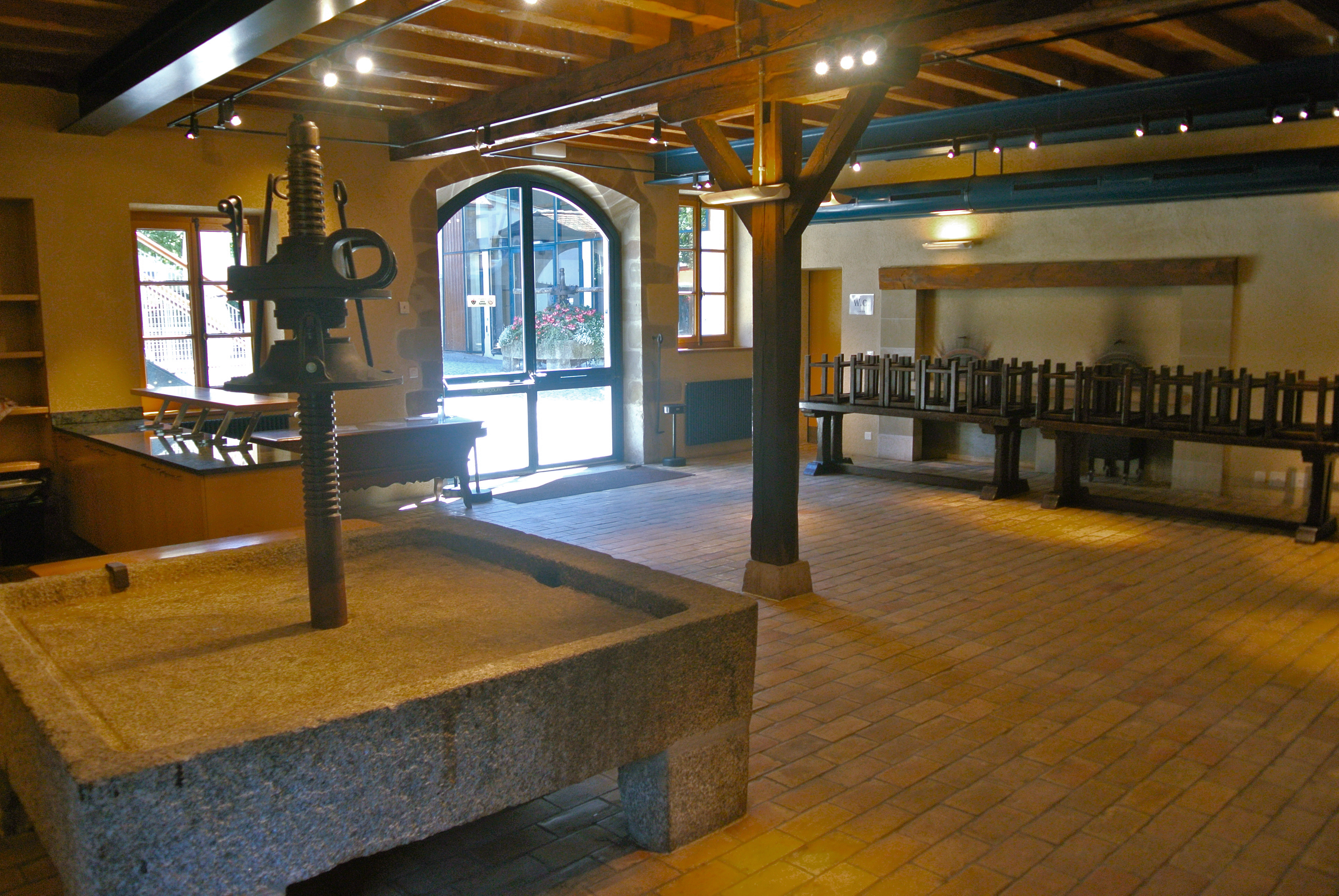 Foyer Grand Saconnex : Grand saconnex